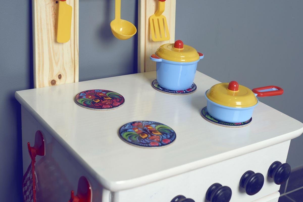 Drewniana kuchenka dla dzieci  Zdjęcie  Zrobiszsam pl -> Drewniana Kuchnia Dla Dzieci Jak Zrobic